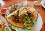 Maengda Talay, Delectable Seafood at Seaside Resort - Bang Saen