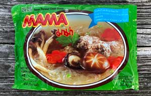 Mama brand, Bean Thread Clear Soup