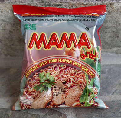 Mama, Namtok Instant Noodles