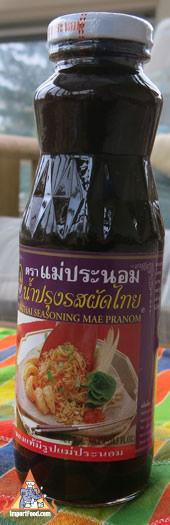 Pad Thai Sauce, Mae Pranom - Mae Ploy Brands