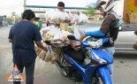 Motorcycle Grocery Vendor