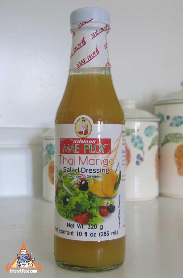 Thai Mango Salad Dressing, Mae Ploy