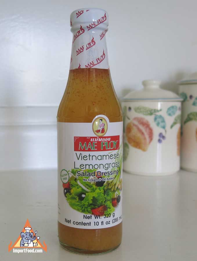 Vietnamese Lemongrass Salad Dressing, Mae Ploy