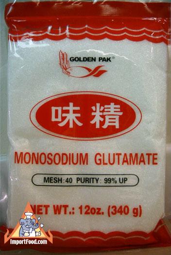 Monsodium Glutamate, MSG, 12 oz