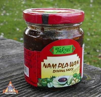 Nam Pla Wan, Original, Takrai, 8 oz jar
