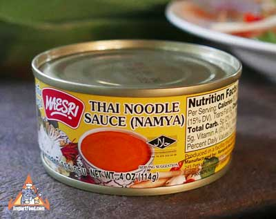 Thai Noodle Sauce - Namya, Maesri