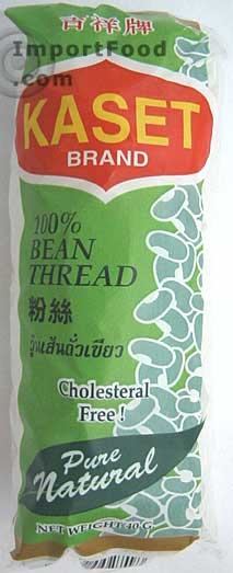 Thai Bean Thread Noodles, Kaset 14 oz