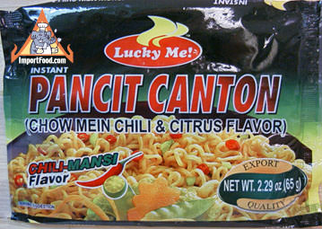 Pancit Canton chili & citrus, 2.29 oz