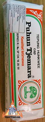 Mungbean Flour, Puhun Tjemara