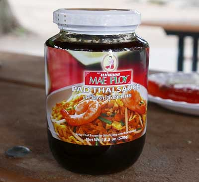 Pad Thai Sauce, Mae Ploy Brand