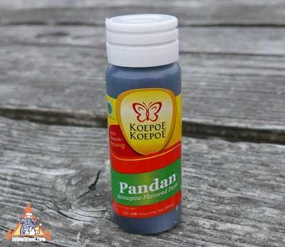 Pandan Essence - Screwpine Paste