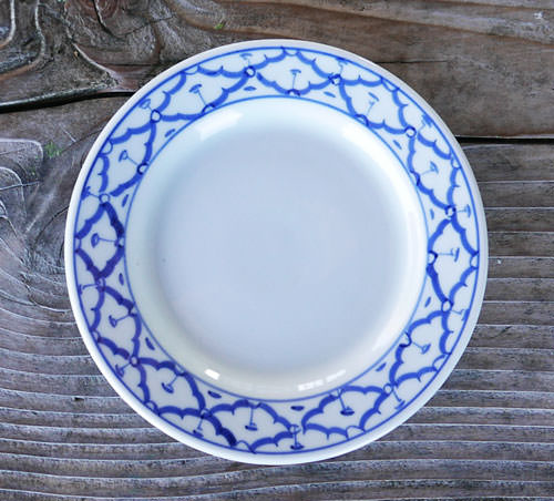 Thai Ceramic, dinner plate 6