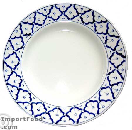 Thai Ceramic, dinner plate 9.5