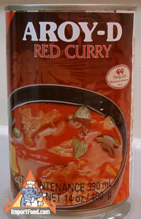 Ready-made Thai Red Curry, 14 oz can