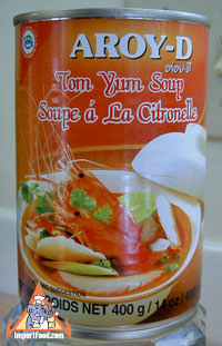Tom Yum Soup, 14 oz can