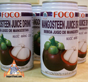 How to make mangosteen juice
