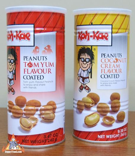 Koh-Kae Peanut Snack