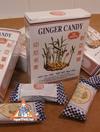 Ginger Candy, Ting Ting Jahe