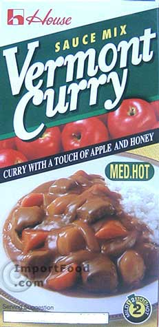Vermont Curry Mix