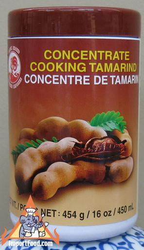 Tamarind Concentrate, 16 oz jar