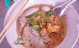 Bangkok Vendor Saew, Homemade Meatball Noodle Soup