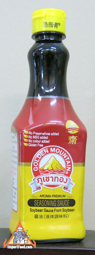Golden Mountain Sauce, Gluten Free, 7 oz