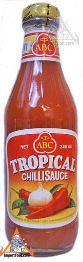 Tropical Sambal Sauce, ABC Brand, 11.5 oz