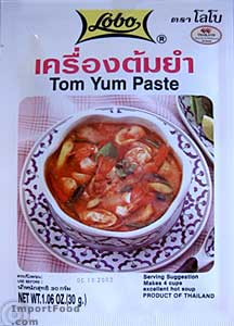 Lobo brand, Tom yum soup mix, 1.06 oz