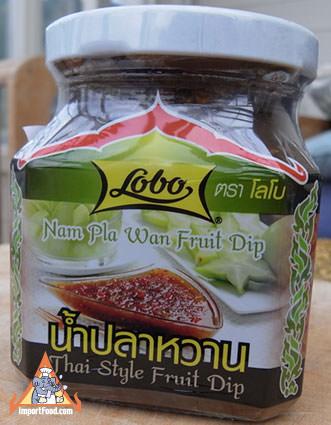 Nampla Wan Sauce, Lobo, 9 oz jar