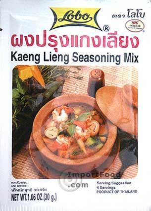 Lobo brand, Kaeng Lieng Seasoning, 1.06 oz