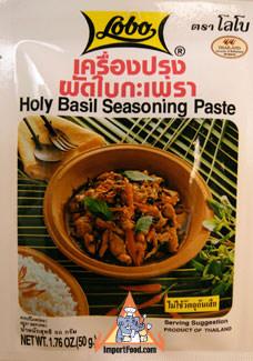 Holy Basil Seasoning, Lobo Thailand