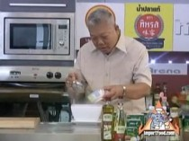 Prime Minister of Thailand Cooking Show, Tasting Grumbling