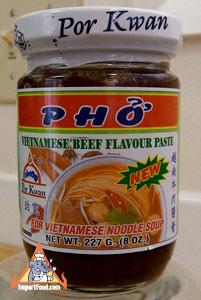 Vietnamese Beef Flavor Paste