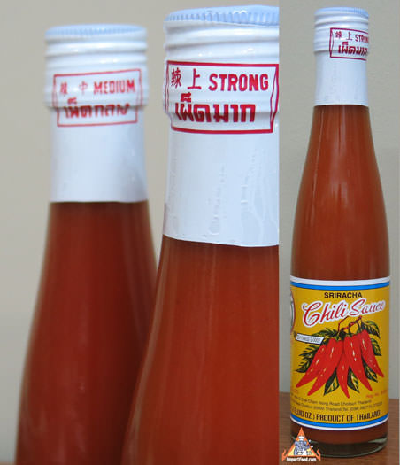 Sriracha Sauce, Shark Brand