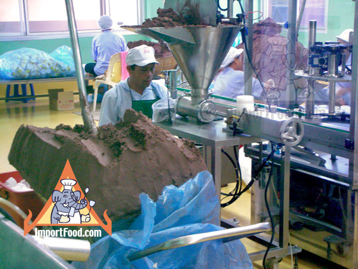 How Shrimp Paste is Made: Step-by-Step Photo Tour