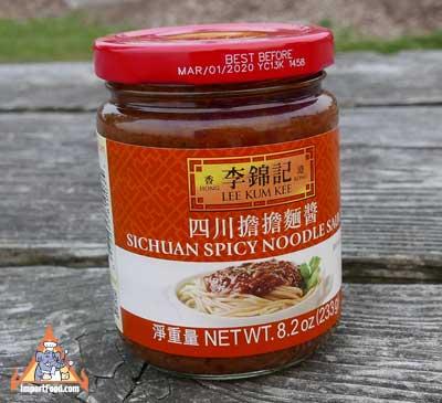 Sichuan Spicy Noodle Sauce, Lee Kum Kee