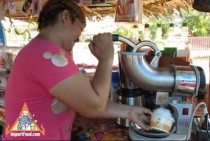 Street Vendor Snocones