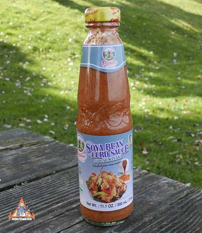 Thai Soy beancurd sauce