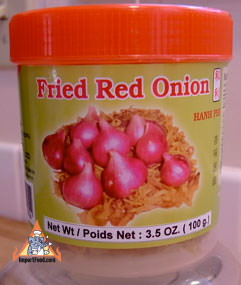 Thai Fried Shallots (Red Onion)