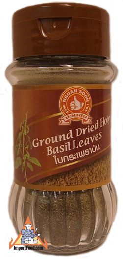 Thai Ground Holy Basil