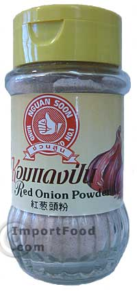 Thai red onion / shallot powder, 1.75 oz
