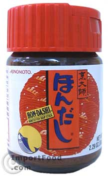 Hon Dashi, bonito fish soup stock, 2.29 oz