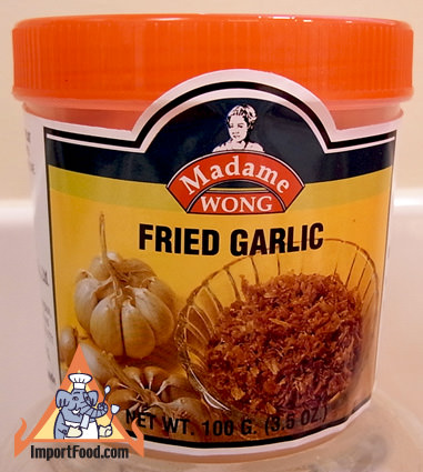 Thai Fried Garlic
