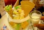 Mango Sensation Pandan Sticky Rice at Swensen