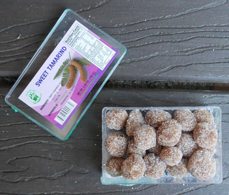 Traditional Thai Tamarind Candy