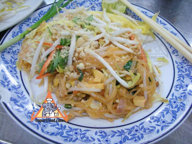 Thip Samai Thai - Pad Thai in Thailand