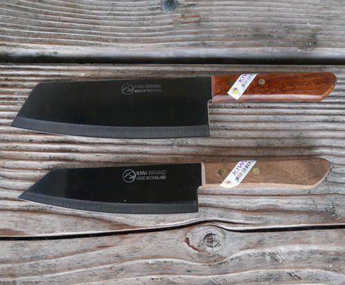 Set of Two Chef Knives, Kiwi Thailand