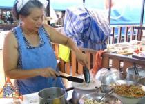 Steamed Wraps 'Pak Mor Nam'
