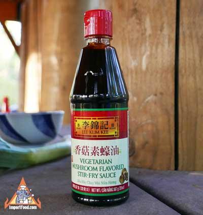 Vegetarian Mushroom Stir-Fry Sauce, Lee Kum Kee