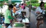 Bangkok is like walking through a giant colorful public kitchen